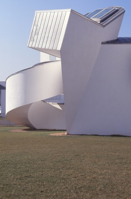 Vitra Design Museum by Frank Gehry 12_Stephen Varady Photo ©