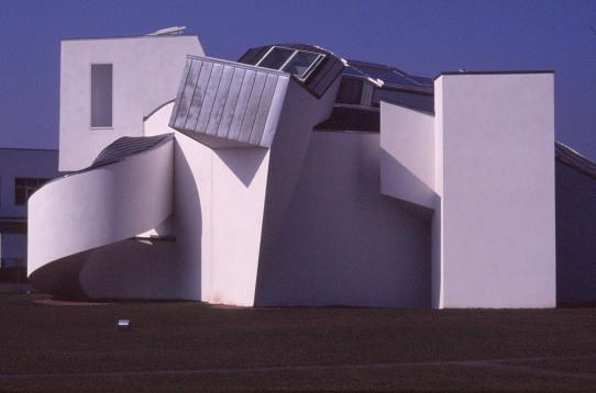 Vitra Design Museum by Frank Gehry 17_Stephen Varady Photo ©