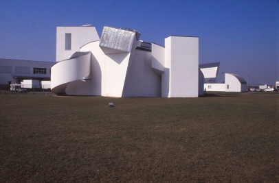 Vitra Design Museum by Frank Gehry 19_Stephen Varady Photo ©