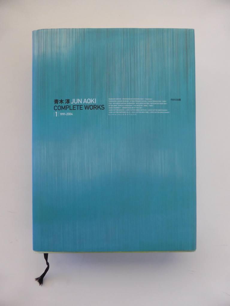 Jun Aoki - Complete Works 1991-2004, INAX Shuppan 2004