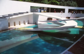 London Zoo Penguin Pool by Lubetkin, Drake + Tecton 05_Stephen Varady Photo ©