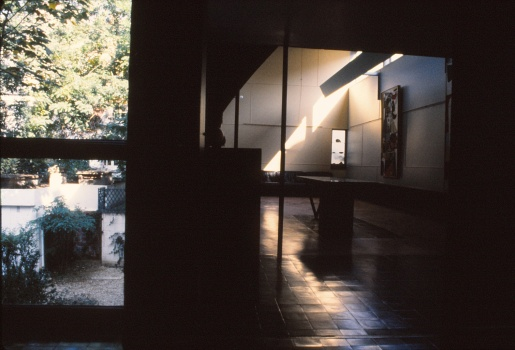 Maison La Roche by Le Corbusier 18_Stephen Varady Photo ©