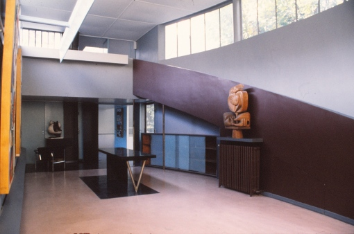 Maison La Roche by Le Corbusier 25_Stephen Varady Photo ©