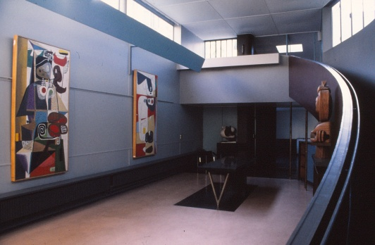 Maison La Roche by Le Corbusier 26_Stephen Varady Photo ©