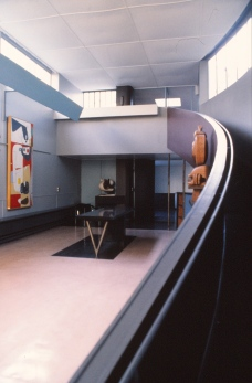 Maison La Roche by Le Corbusier 27_Stephen Varady Photo ©