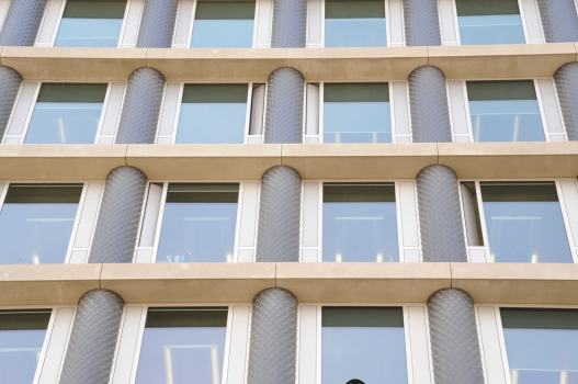 One Pancras Square by David Chipperfield 19_Stephen Varady Photo ©