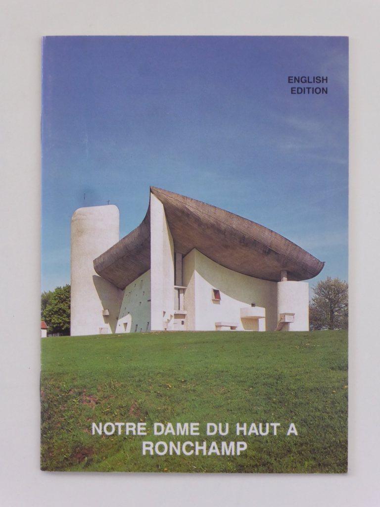 notre-dame-du-haut-guidebook-1991