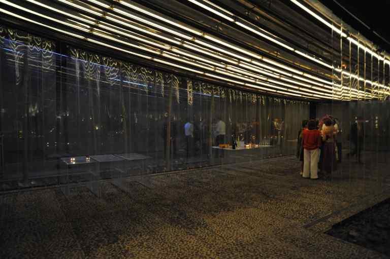 Les Cols Marquee, Olot, Spain - RCR Arquitectes 95_Stephen Varady photo ©