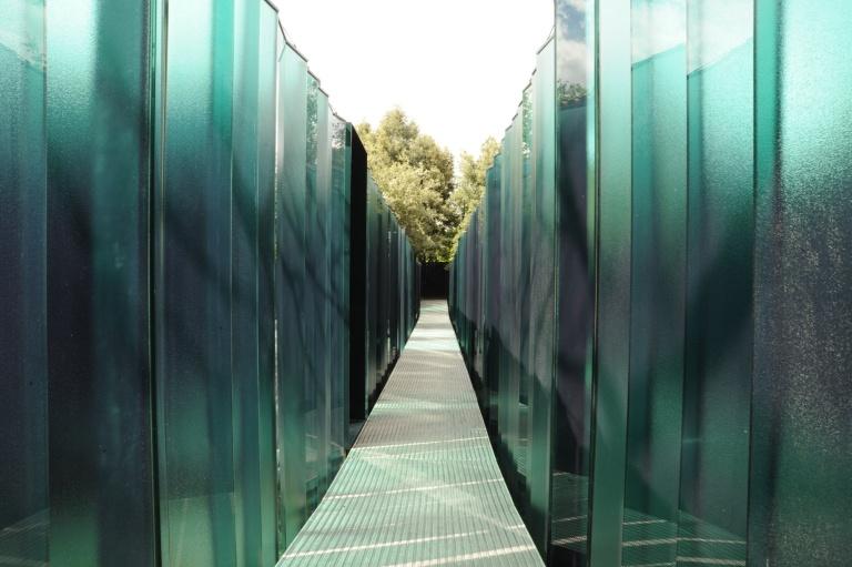 Les Cols Pavilions, Olot, Spain - RCR Arquitectes 105_Stephen Varady photo ©