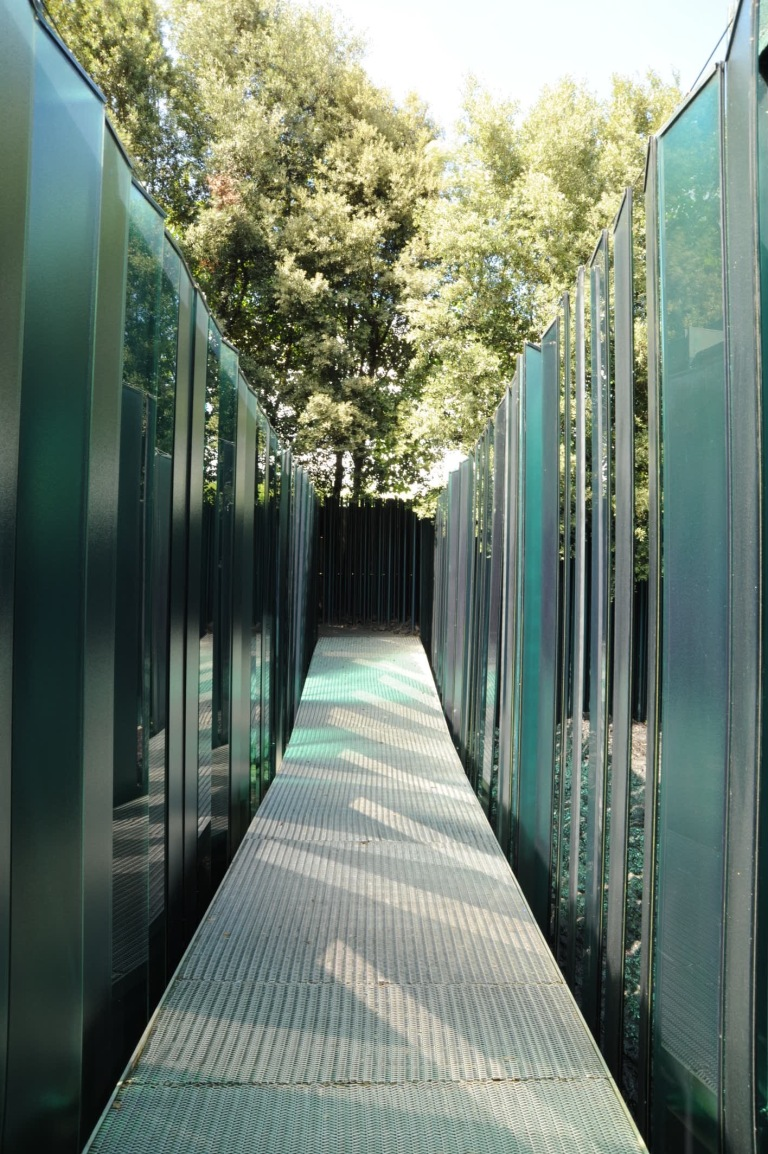 Les Cols Pavilions, Olot, Spain - RCR Arquitectes 110_Stephen Varady photo ©