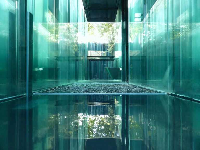 Les Cols Pavilions, Olot, Spain - RCR Arquitectes 87_Stephen Varady photo ©