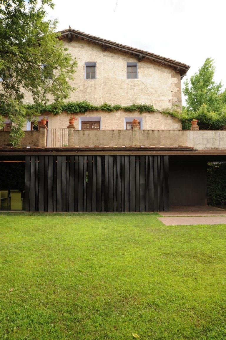 Les Cols Restaurant, Olot, Spain - RCR Arquitectes 05_Stephen Varady photo ©