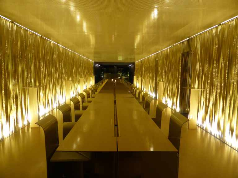 Les Cols Restaurant, Olot, Spain - RCR Arquitectes 108_Stephen Varady photo ©