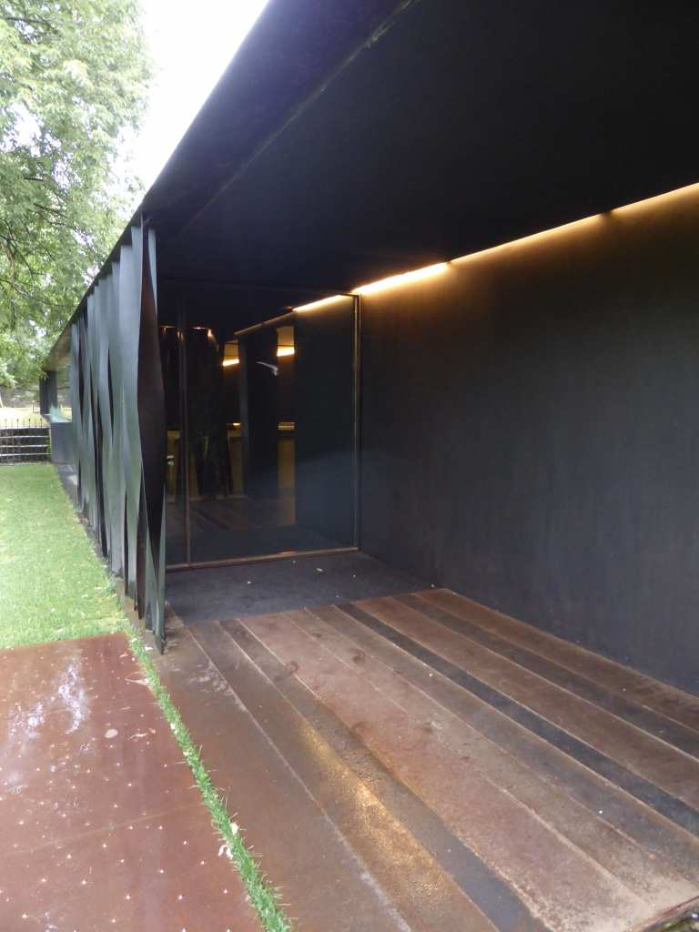 Les Cols Restaurant, Olot, Spain - RCR Arquitectes 11_Stephen Varady photo ©