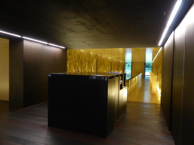 Les Cols Restaurant, Olot, Spain - RCR Arquitectes 21_Stephen Varady photo ©