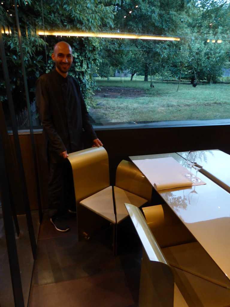 Les Cols Restaurant, Olot, Spain - RCR Arquitectes 36_Stephen Varady photo ©