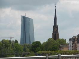 European Central Bank by Coop Himmelblau 02_Stephen Varady Photo ©