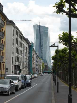 European Central Bank by Coop Himmelblau 05_Stephen Varady Photo ©