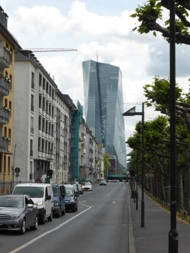 European Central Bank by Coop Himmelblau 05_Stephen Varady Photo ©