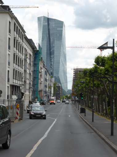 European Central Bank by Coop Himmelblau 06_Stephen Varady Photo ©
