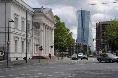 European Central Bank by Coop Himmelblau 08_Stephen Varady Photo ©