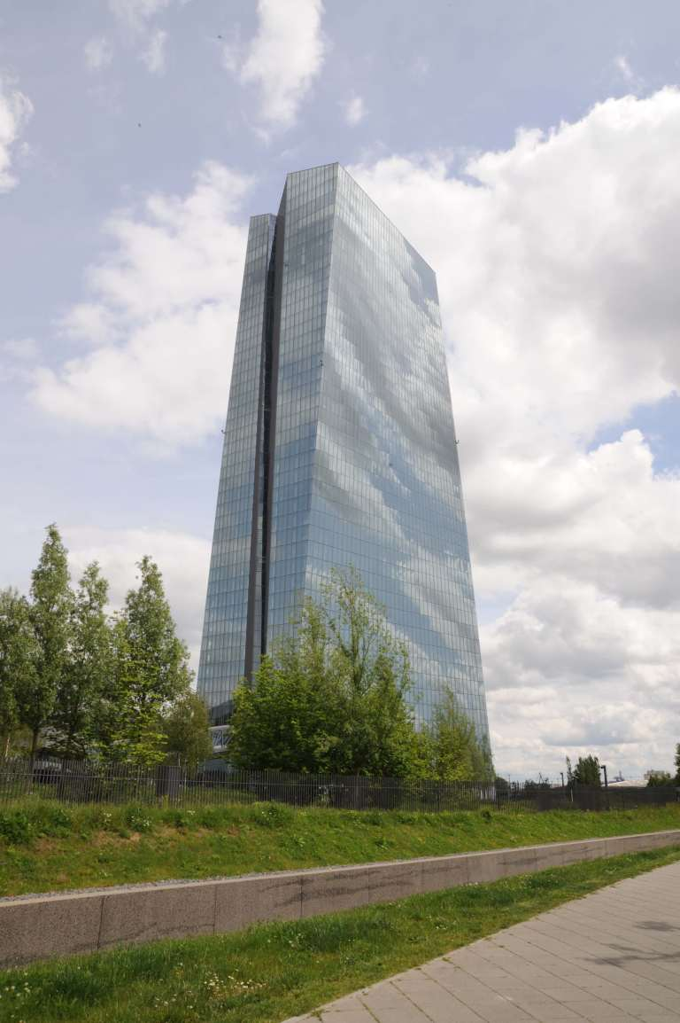 European Central Bank by Coop Himmelblau 14_Stephen Varady Photo ©