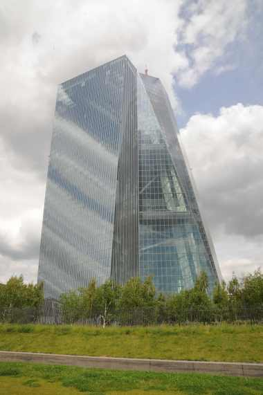 European Central Bank by Coop Himmelblau 21_Stephen Varady Photo ©