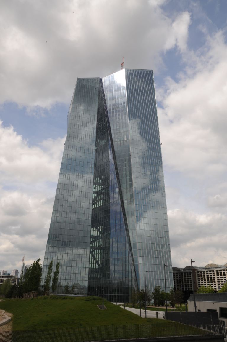 European Central Bank by Coop Himmelblau 24_Stephen Varady Photo ©