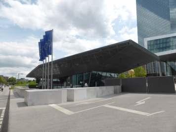 European Central Bank by Coop Himmelblau 31_Stephen Varady Photo ©