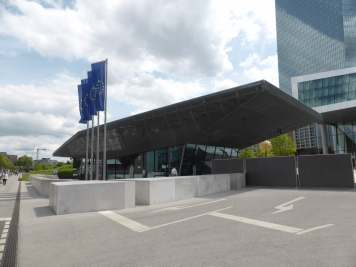 European Central Bank by Coop Himmelblau 31_Stephen Varady Photo ©