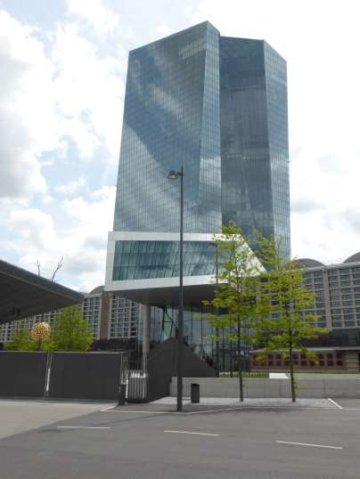 European Central Bank by Coop Himmelblau 32_Stephen Varady Photo ©