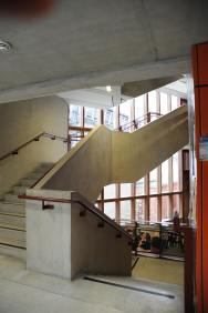 LSE Student Centre by O'Donnell Tuomey 31_Stephen Varady Photo ©