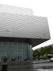 Messe Basel New Hall by Herzog de Meuron 04_Stephen Varady photo ©