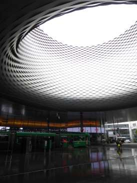 Messe Basel New Hall by Herzog de Meuron 23_Stephen Varady photo ©