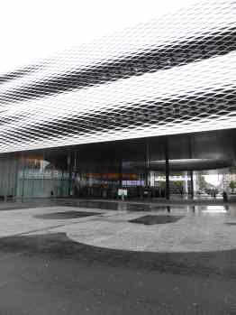 Messe Basel New Hall by Herzog de Meuron 28_Stephen Varady photo ©