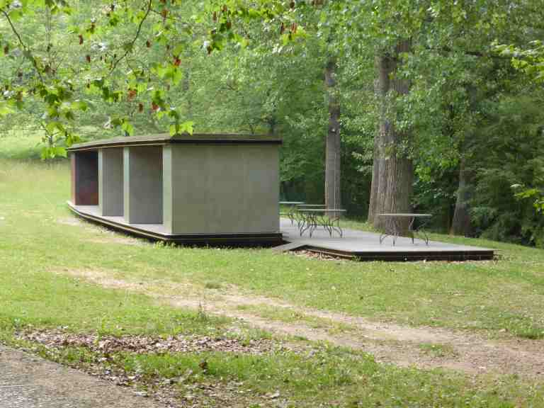 Bathing Pavilion Tossols Basil, Olot, Spain - RCR Arquitectes 08_Stephen Varady Photo ©