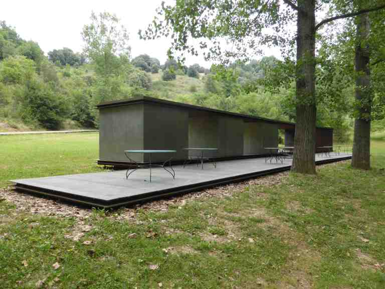Bathing Pavilion Tossols Basil, Olot, Spain - RCR Arquitectes 26_Stephen Varady Photo ©
