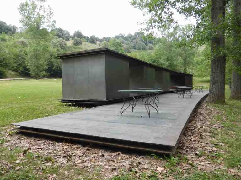 Bathing Pavilion Tossols Basil, Olot, Spain - RCR Arquitectes 30_Stephen Varady Photo ©