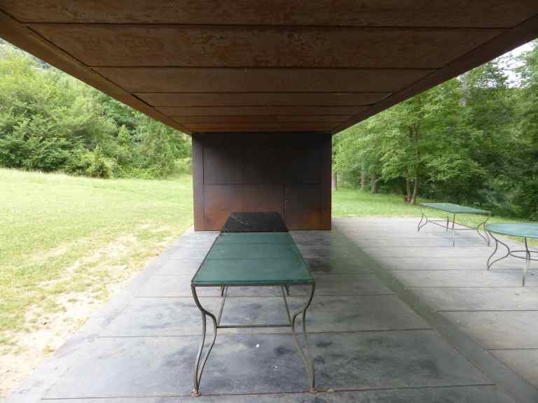 Bathing Pavilion Tossols Basil, Olot, Spain - RCR Arquitectes 40_Stephen Varady Photo ©