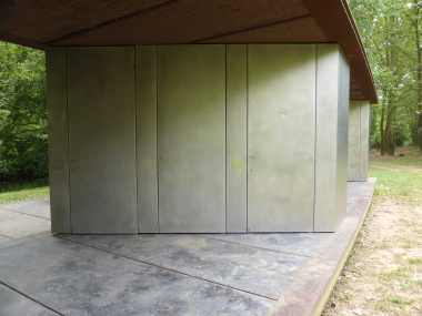 Bathing Pavilion Tossols Basil, Olot, Spain - RCR Arquitectes 45_Stephen Varady Photo ©