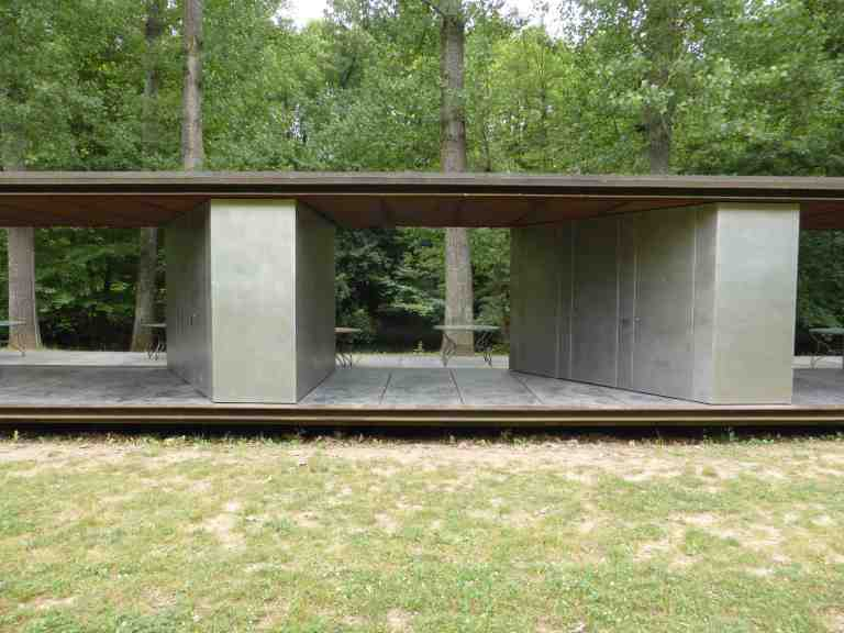 Bathing Pavilion Tossols Basil, Olot, Spain - RCR Arquitectes 52_Stephen Varady Photo ©