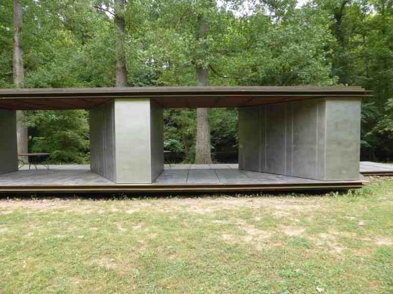 Bathing Pavilion Tossols Basil, Olot, Spain - RCR Arquitectes 53_Stephen Varady Photo ©