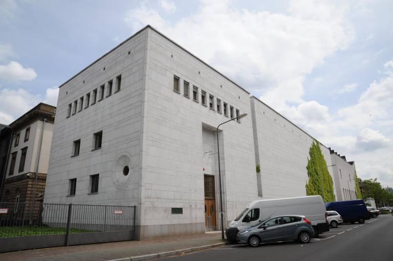 Städel Museum, Frankfurt by Schneider + Schumacher 19_Stephen Varady Photo ©