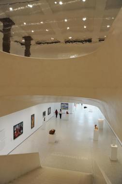 Städel Museum, Frankfurt by Schneider + Schumacher 52_Stephen Varady Photo ©