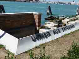 Venezia Alla Partciana Memorial, Venice by Carlo Scarpa 02_Stephen Varady Photo ©