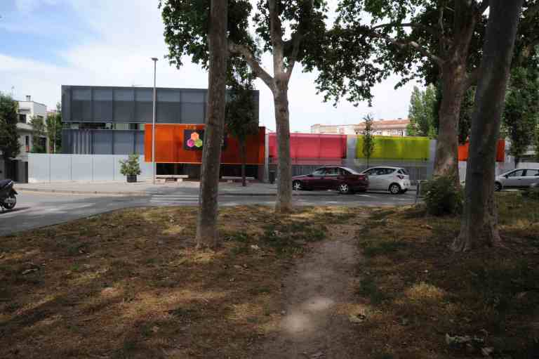 'Els Colors' Nursery, Manlleu, Spain by RCR Arquitectes 03_Stephen Varady photo ©