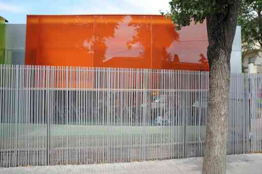 'Els Colors' Nursery, Manlleu, Spain by RCR Arquitectes 09_Stephen Varady photo ©