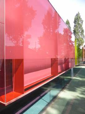 'Els Colors' Nursery, Manlleu, Spain by RCR Arquitectes 11_Stephen Varady photo ©