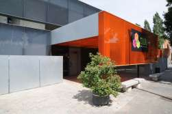'Els Colors' Nursery, Manlleu, Spain by RCR Arquitectes 17_Stephen Varady photo ©