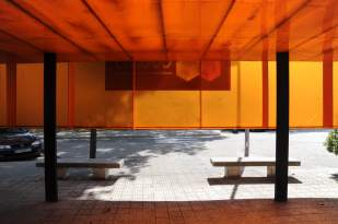 'Els Colors' Nursery, Manlleu, Spain by RCR Arquitectes 21_Stephen Varady photo ©